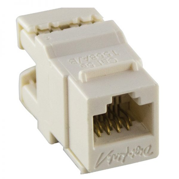 NETWORK CAT5 KEYSTONE JACK
