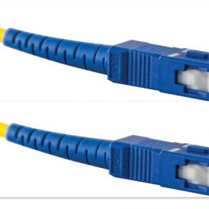 Fiber Optic Patch Cord SC-SC/UPC Simplex Single-Mode 9/125um 3M